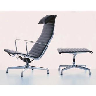 Charles and Ray Eames Aluminium Group EA 124EA 125 Chairs