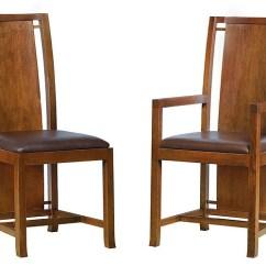 Frank Lloyd Wright Chairs Pink Chair Covers Boynton Dining