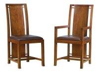Frank Lloyd Wright Boynton Dining Chairs