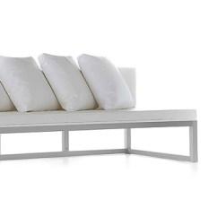 Gandia Blasco Clack Chair Modern White Rocking Jose A Sofa Modular