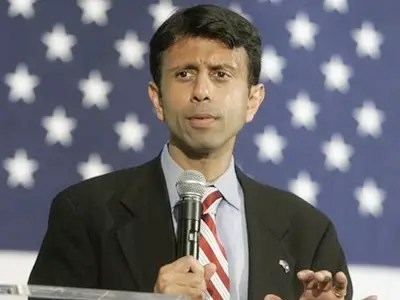 Bobby Jindal, Louisiana Governor (5.0 percent)