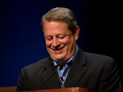 Al Gore did NOT claim to invent the Internet, mmk?