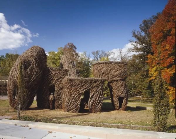 Gorgeous Massive Sculptures