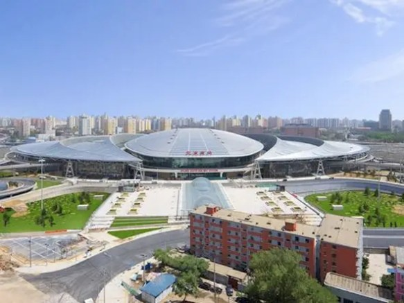 $6.3 BILLION: The Beijing South Railway Station is Asia's largest railway station
