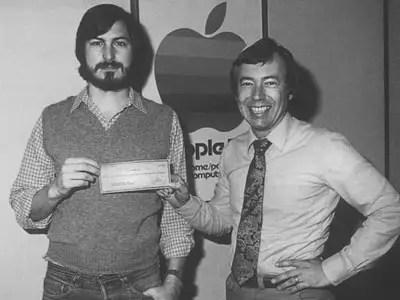 Wozniak Credits Mike Markkula With Apples Success