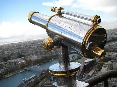 Truth is, Galileo yoinked the whole telescope idea from a Dutchman