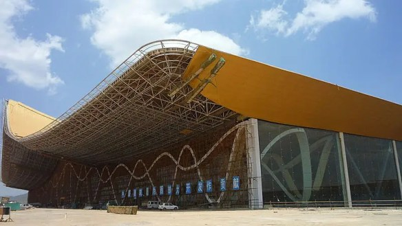 $23.1 BILLION: The Kunming New International Airport will be China's 4th largest aviation hub