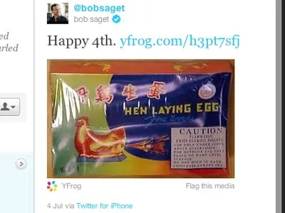 Bob Saget, comedian and ex-Full House Dad: iPhone