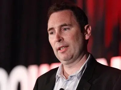Amazon's Andrew Jassy: Controlling a huge portion of the cloud.