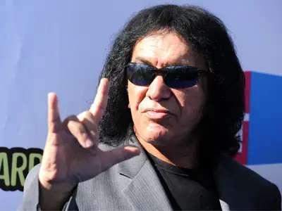 Rockstar Gene Simmons
