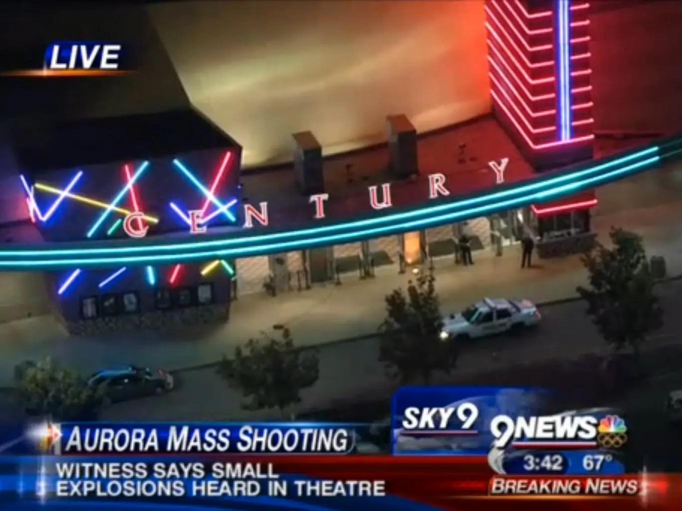 Dark Knight Victims Mom To Sue Aurora Theater  Business Insider