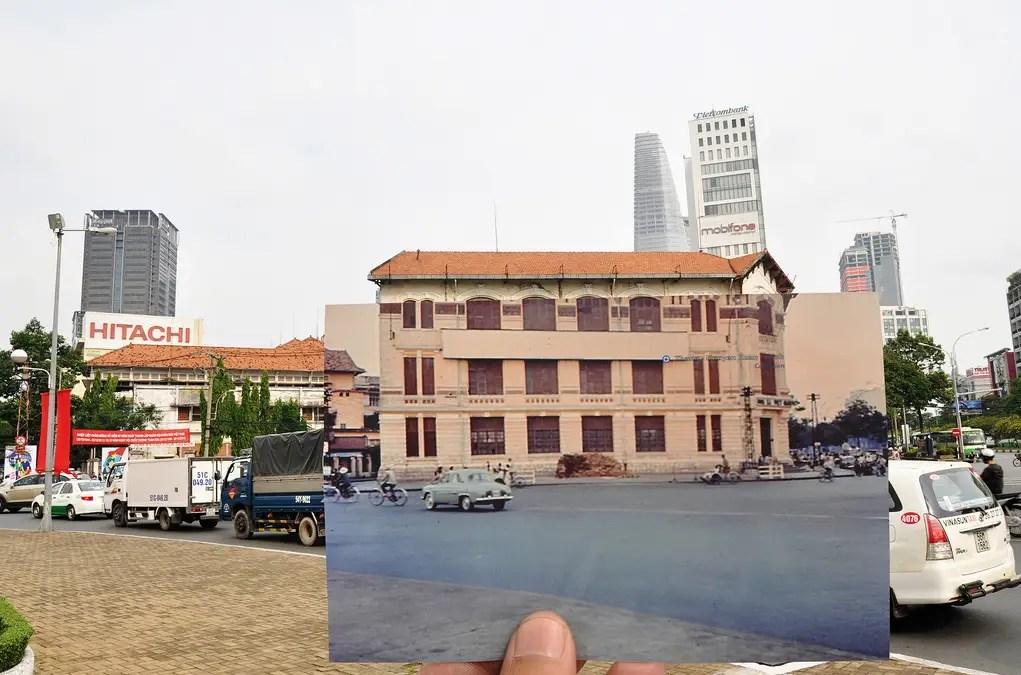 Saigon center, 1966