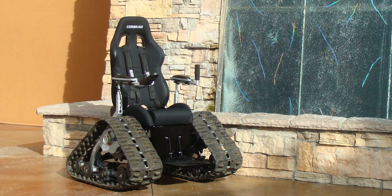 tank chair wheelchair desk no wheels for the disabled business insider