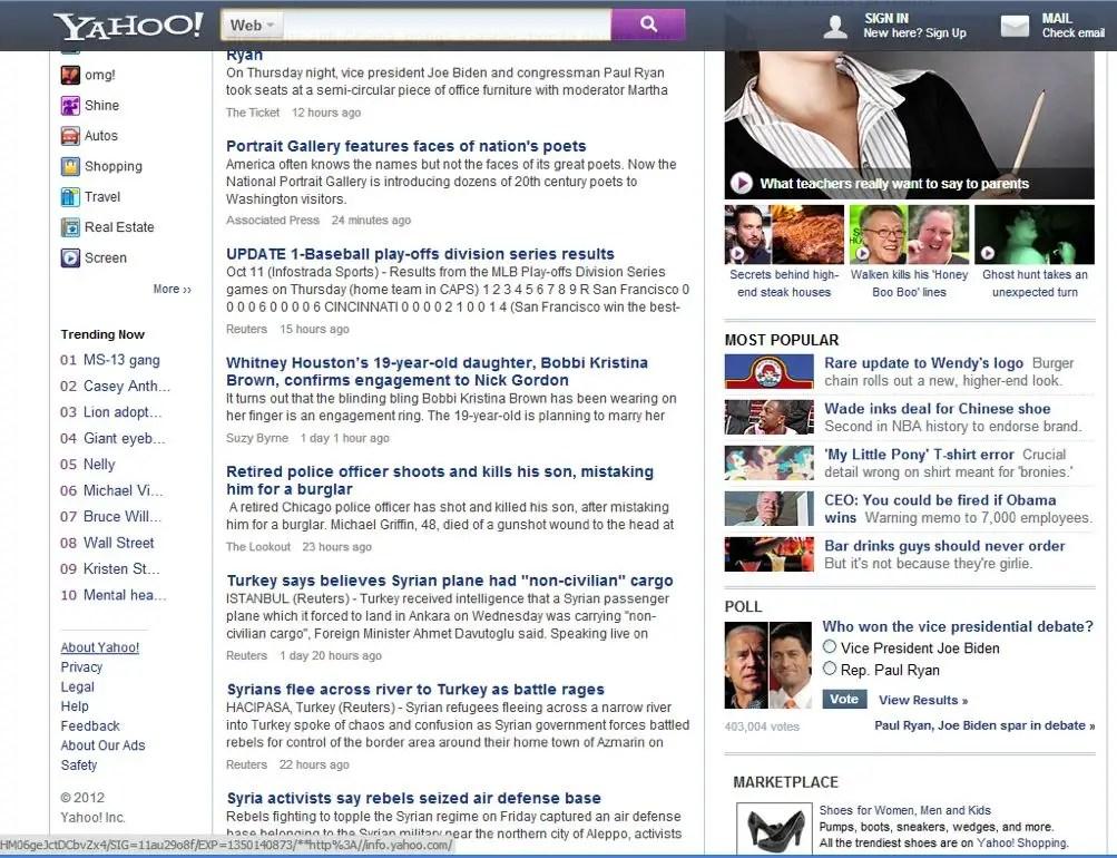 雅虎首頁即將大改版 數位時代