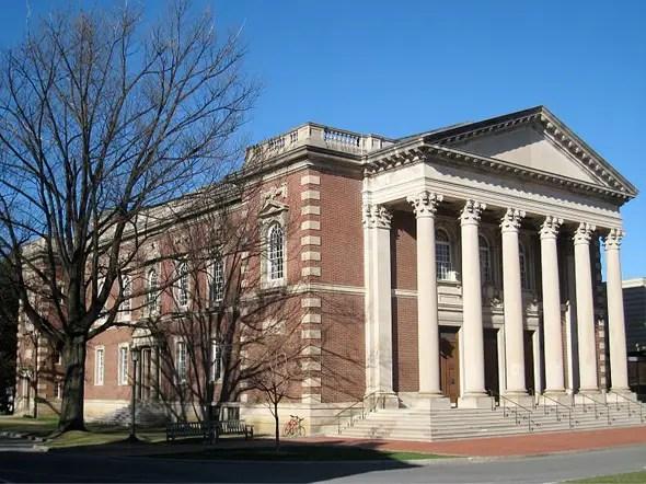 30 (TIE). Williams College