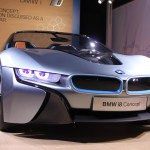 Bmw I8 And I3 Electric Car Concepts