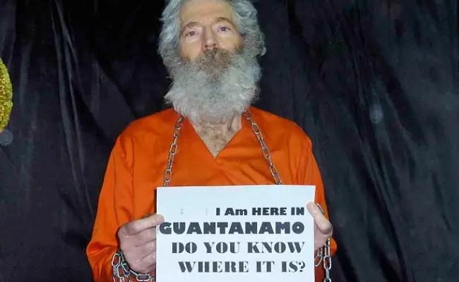 Robert Levinson Whom Iran Prisoner Swap Didn T Include