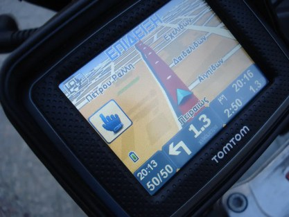 4. GPS for your car