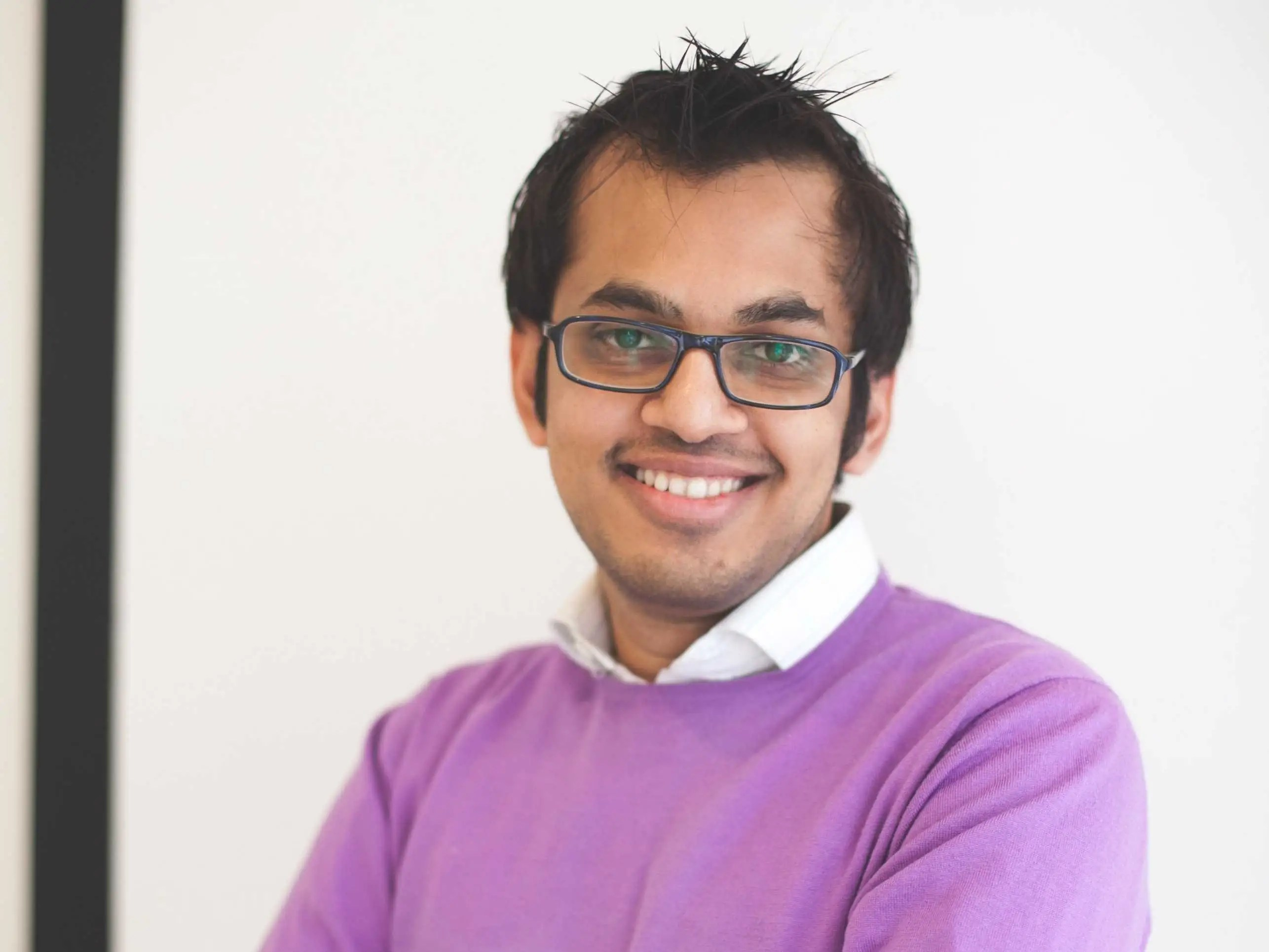Shafqat Islam, CEO and co-founder, Newscred