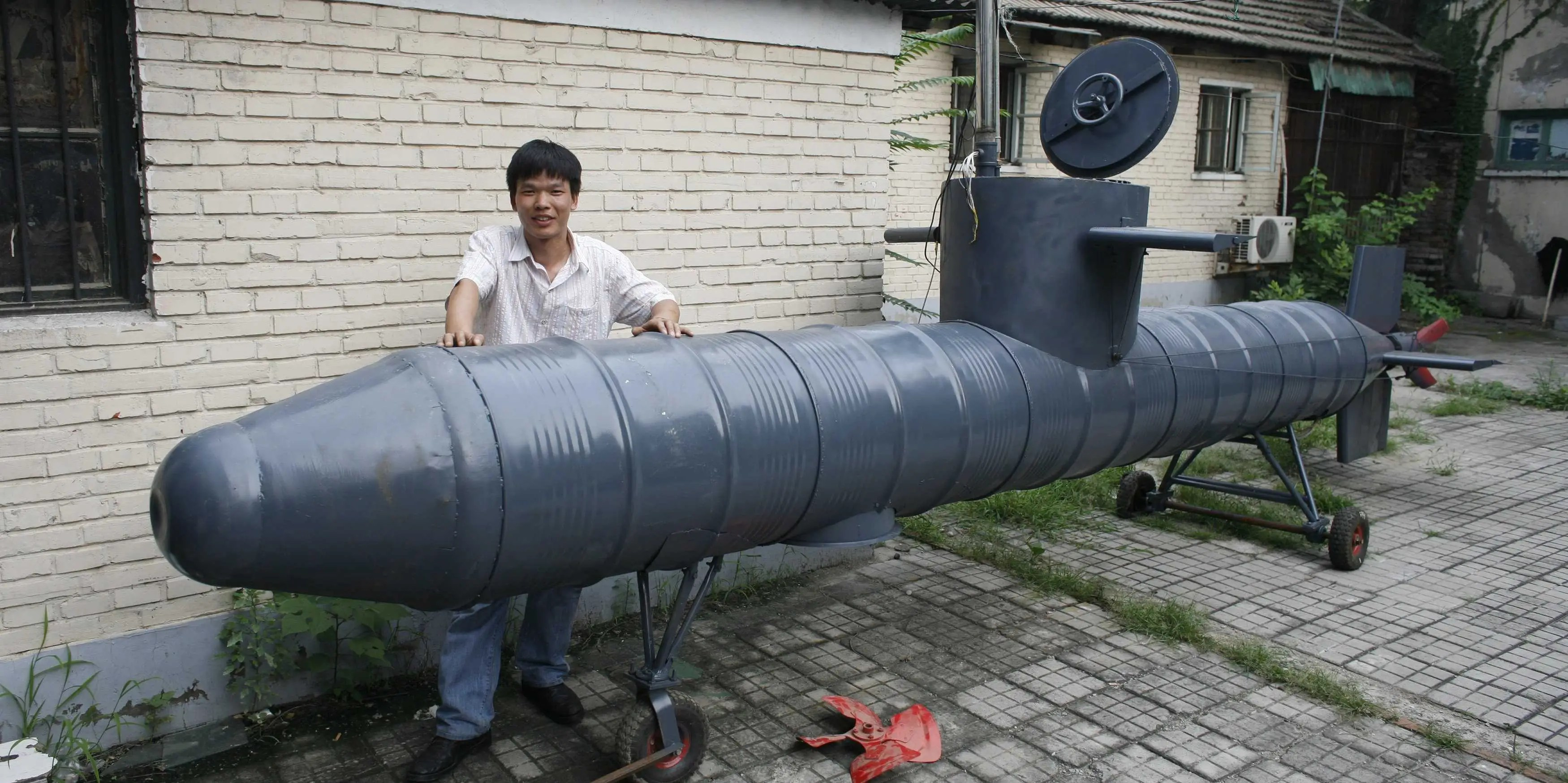 Cool Chinese Homemade Inventions