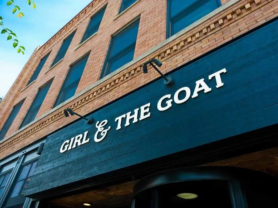 #32 Girl & the Goat
