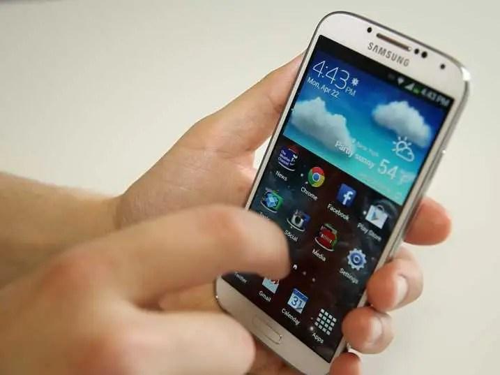 #7 Samsung Galaxy S4