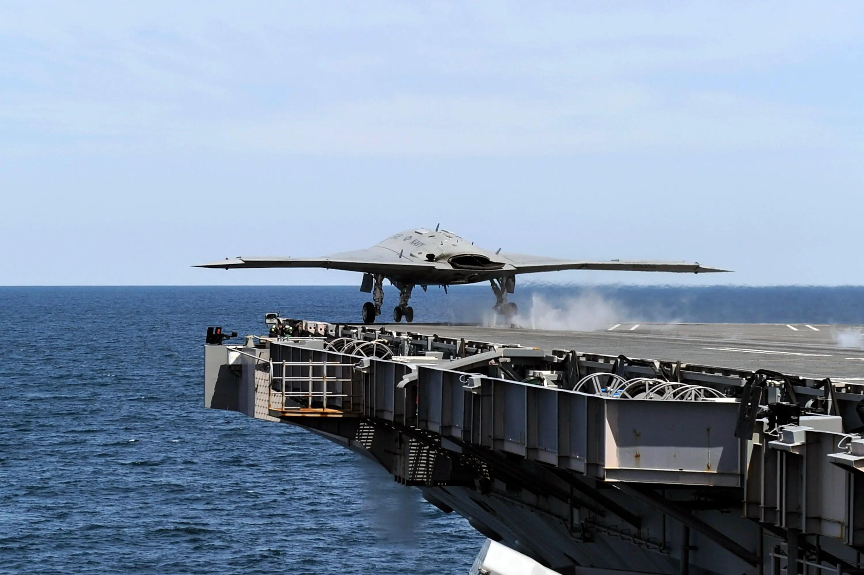 Drone Carrier Capability Changes Game