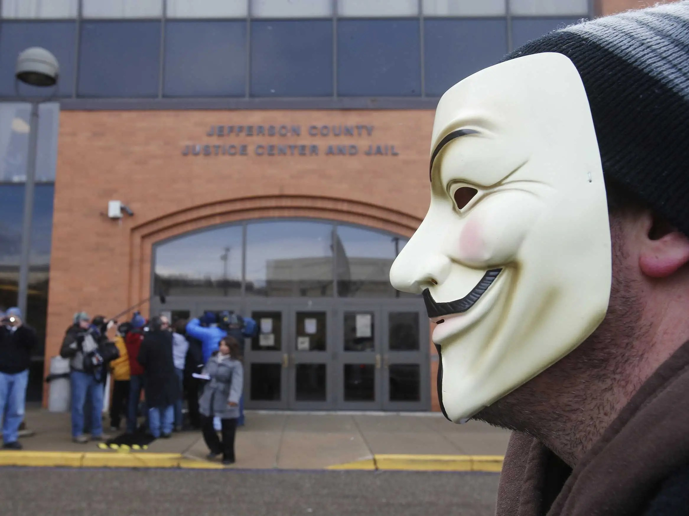 Anonymous Hacker Deric Lostutter Raided By FBI Business