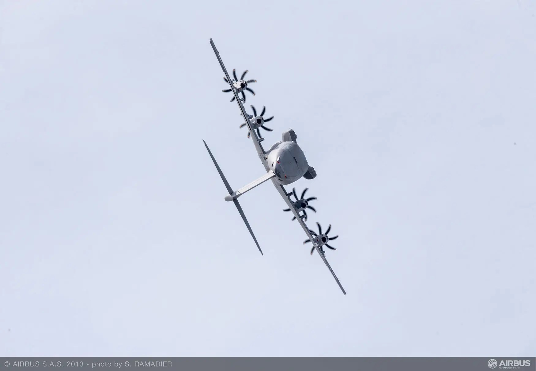 """This is a military aircraft, so it's made to be agile and maneuverable. Aviation Week test pilot Fred George said """"the Atlas has some of the most capable avionics and flight controls ever fitted to a military transport."""""""