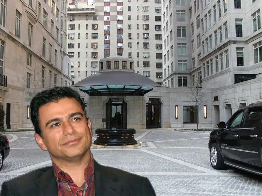 Meet the big shots who live at 15 Central Park West, the