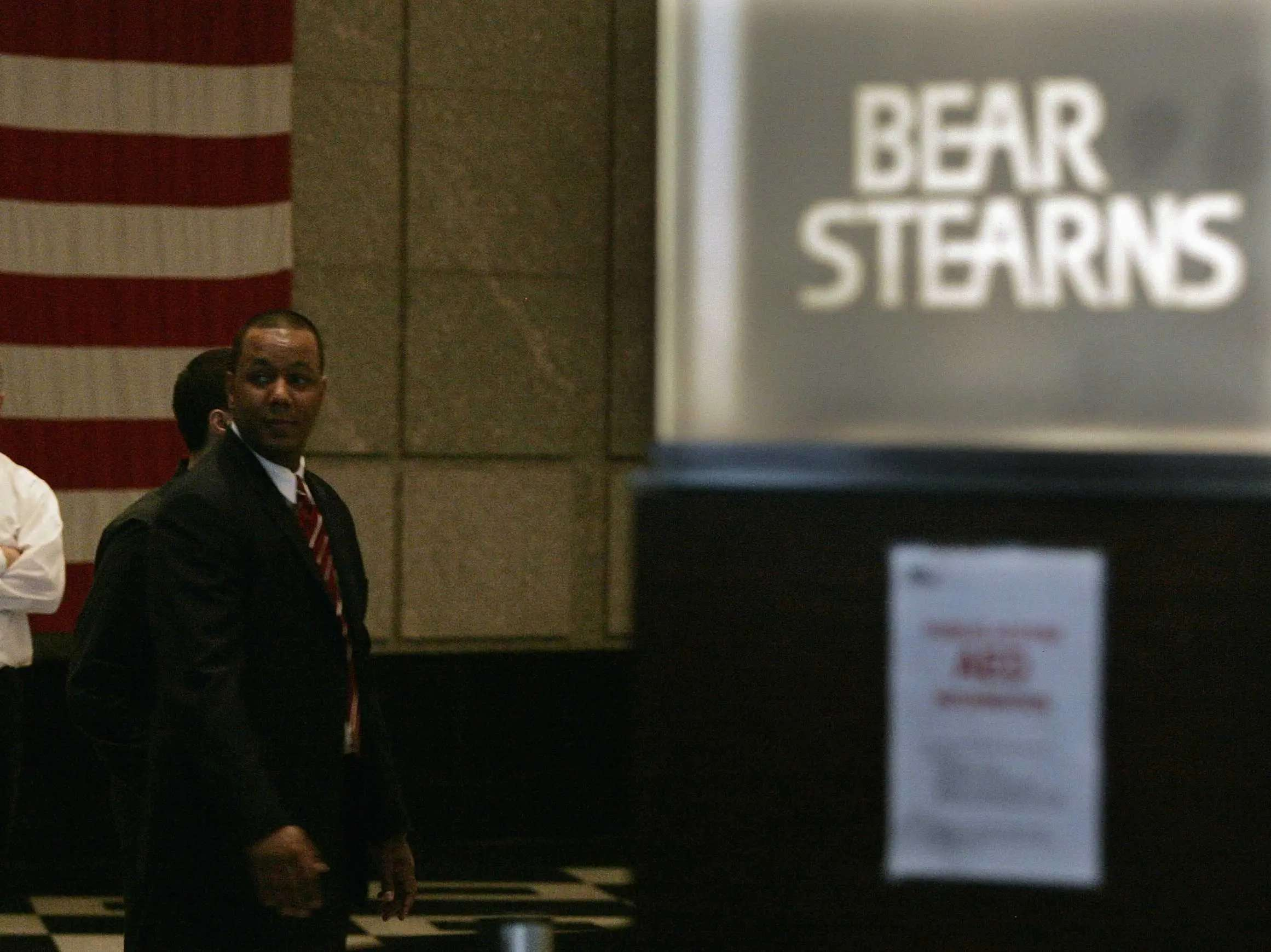 JUN 21, 2007: Merril Lynch sells off assets in two Bear Stearns hedge funds as the funds hemorrhage billions of dollars on bad subprime bets.