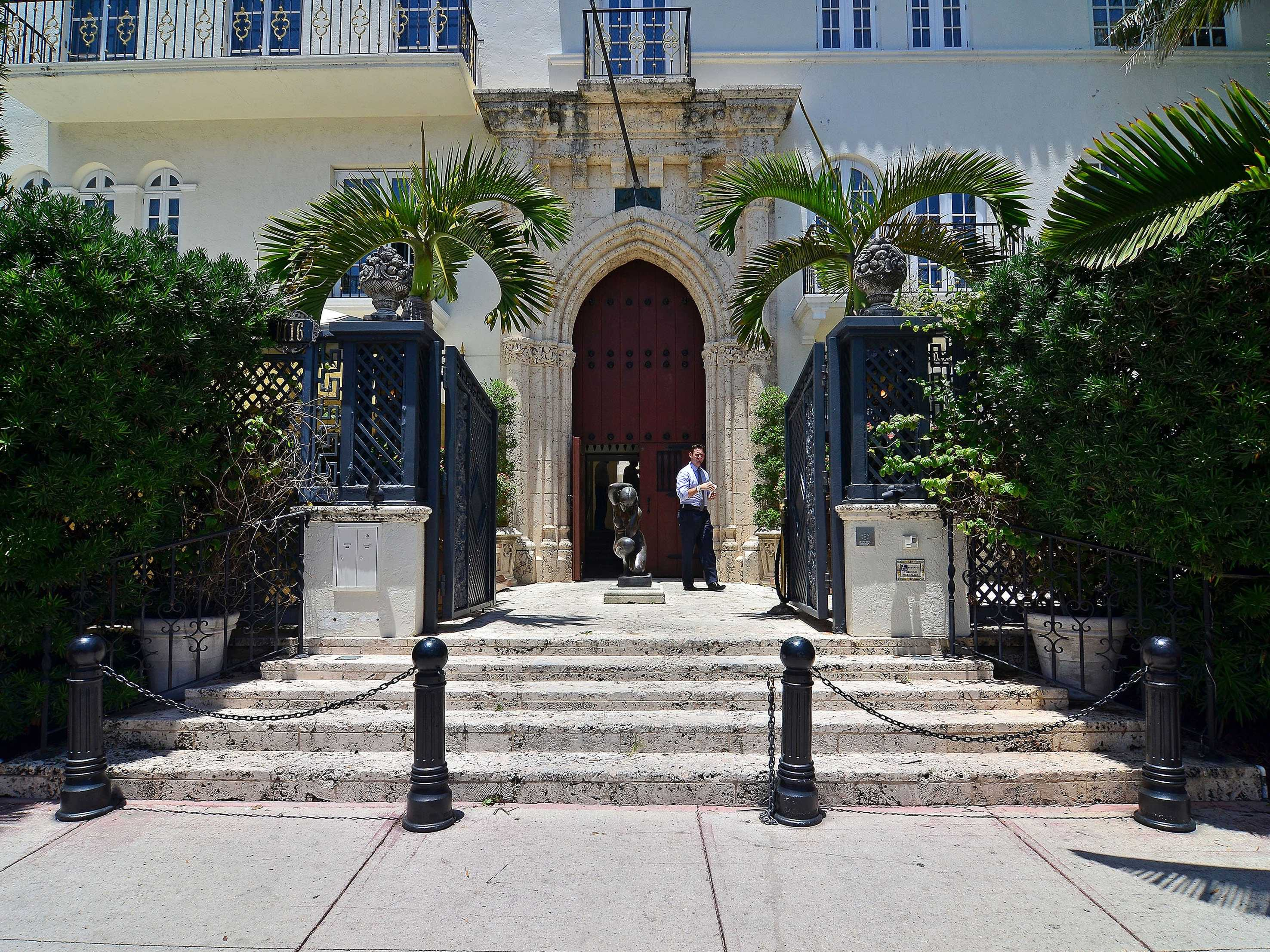 Miamis Versace Mansion Could Become A Flashy Flagship