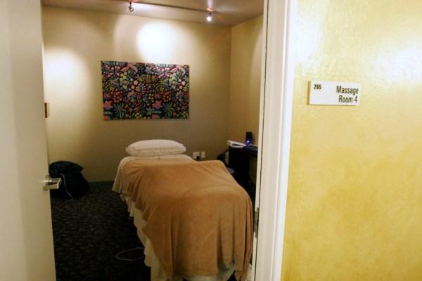 Google Office Massage Rooms