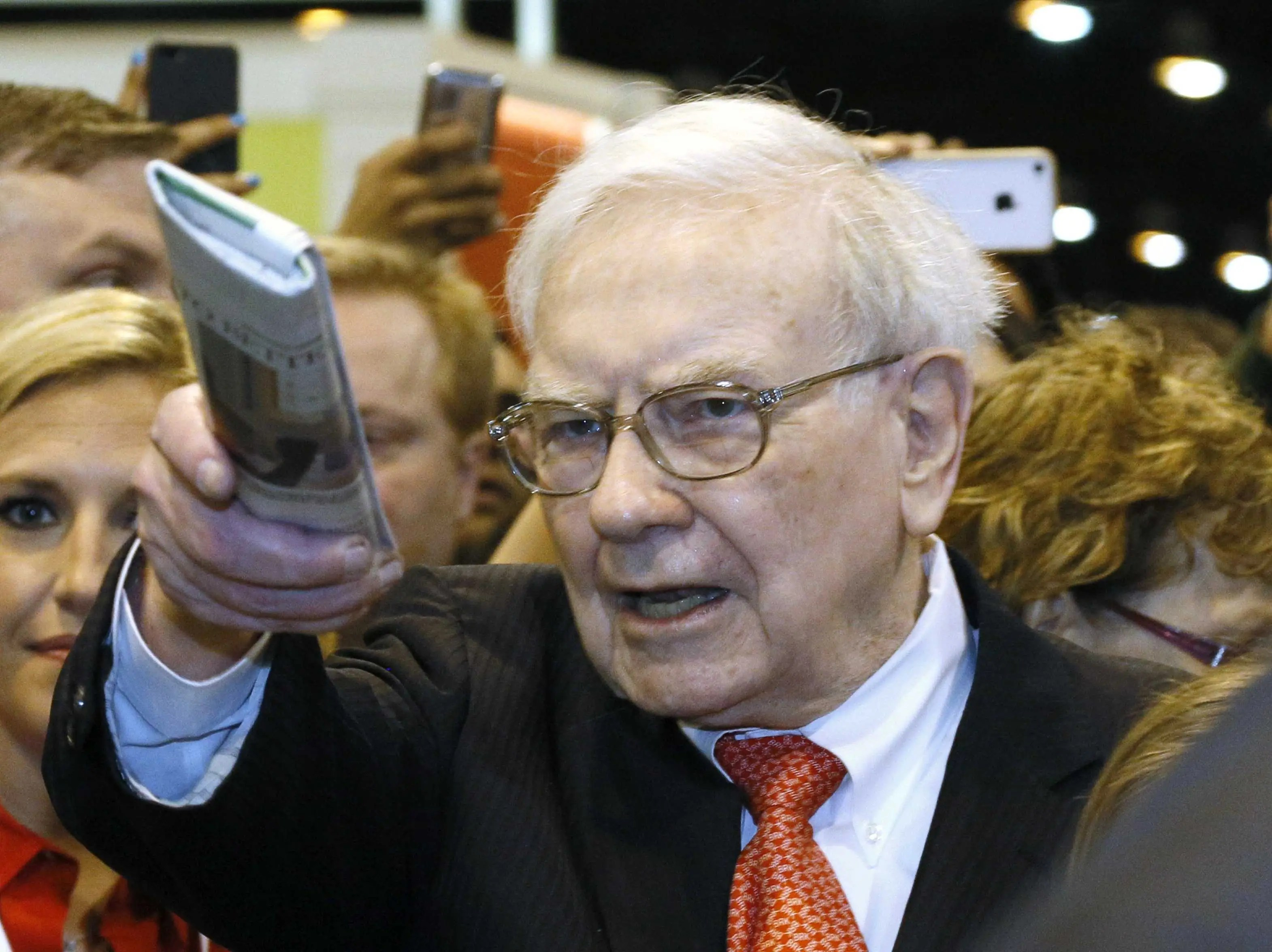 Rich People Love Berkshire Hathaway  Business Insider