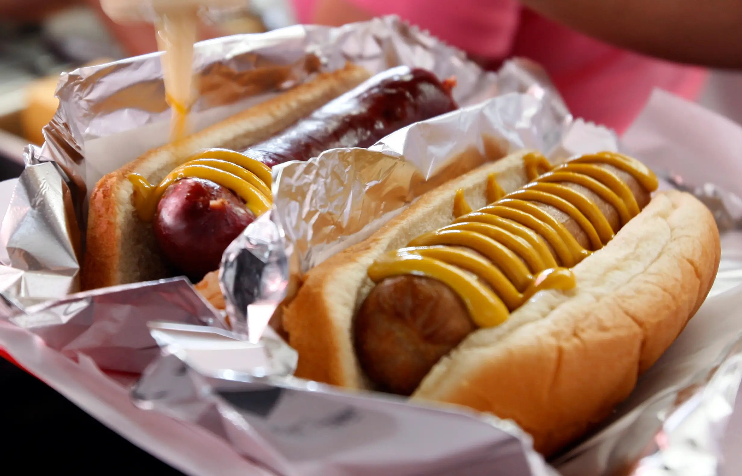 Some other things to watch out for: Hot dogs are the