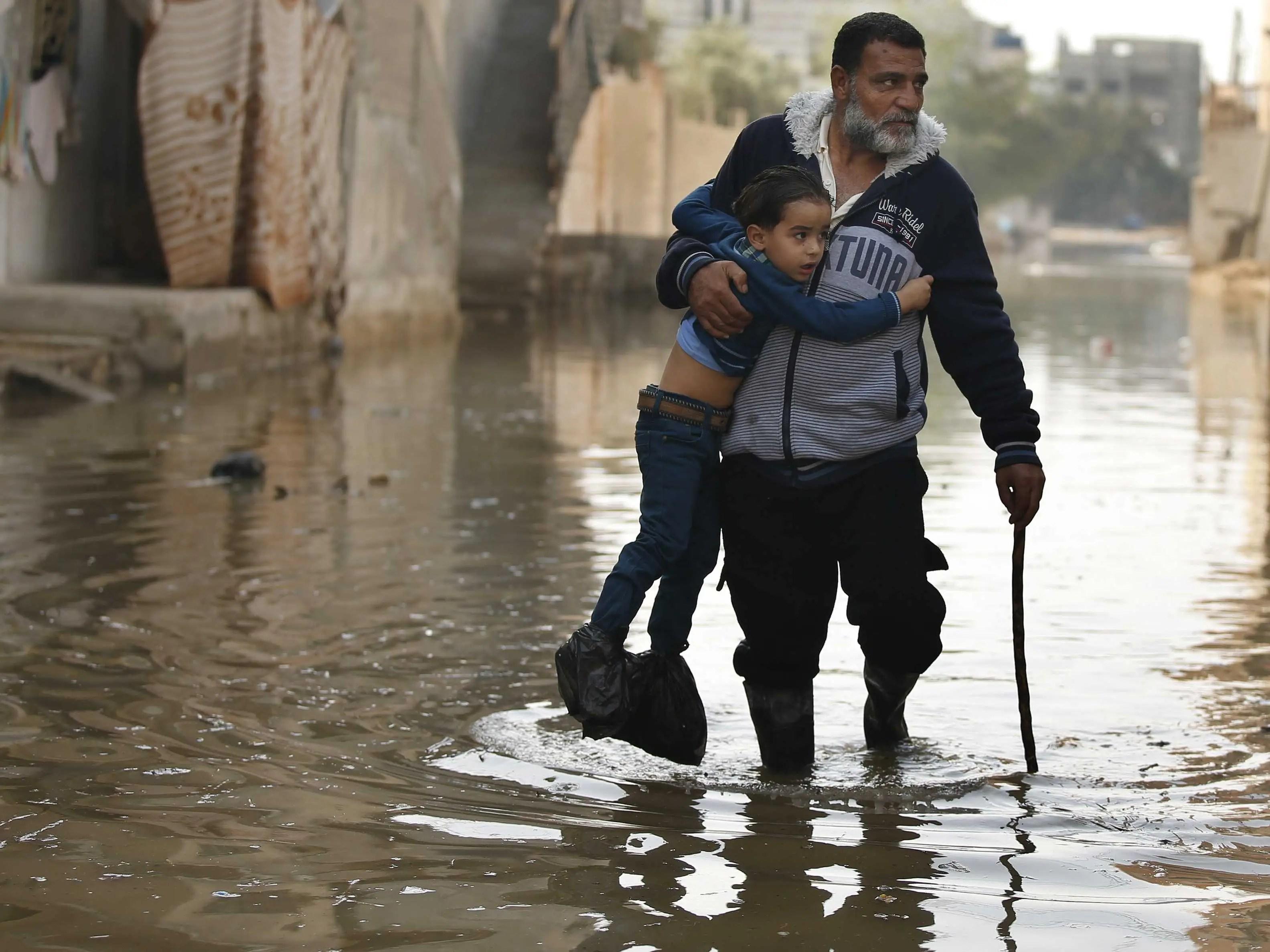 Mohammed Salem, Reuters