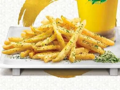 McDonald's Seaweed Shaker Fries