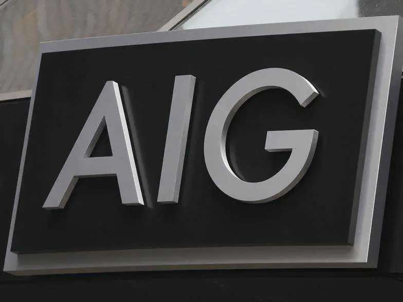 5. AIG is held by 30 funds