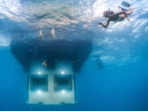 Africa' Underwater Hotel Room - Business Insider