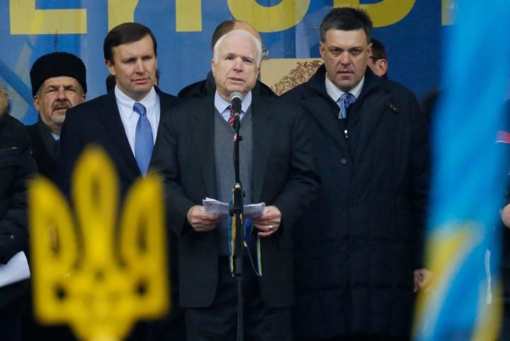 Afbeeldingsresultaat voor EU coup in Kiev Maidan
