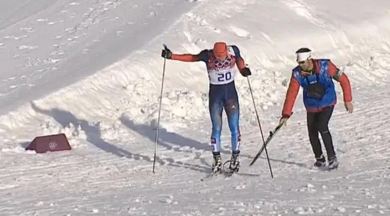 gafarov given ski
