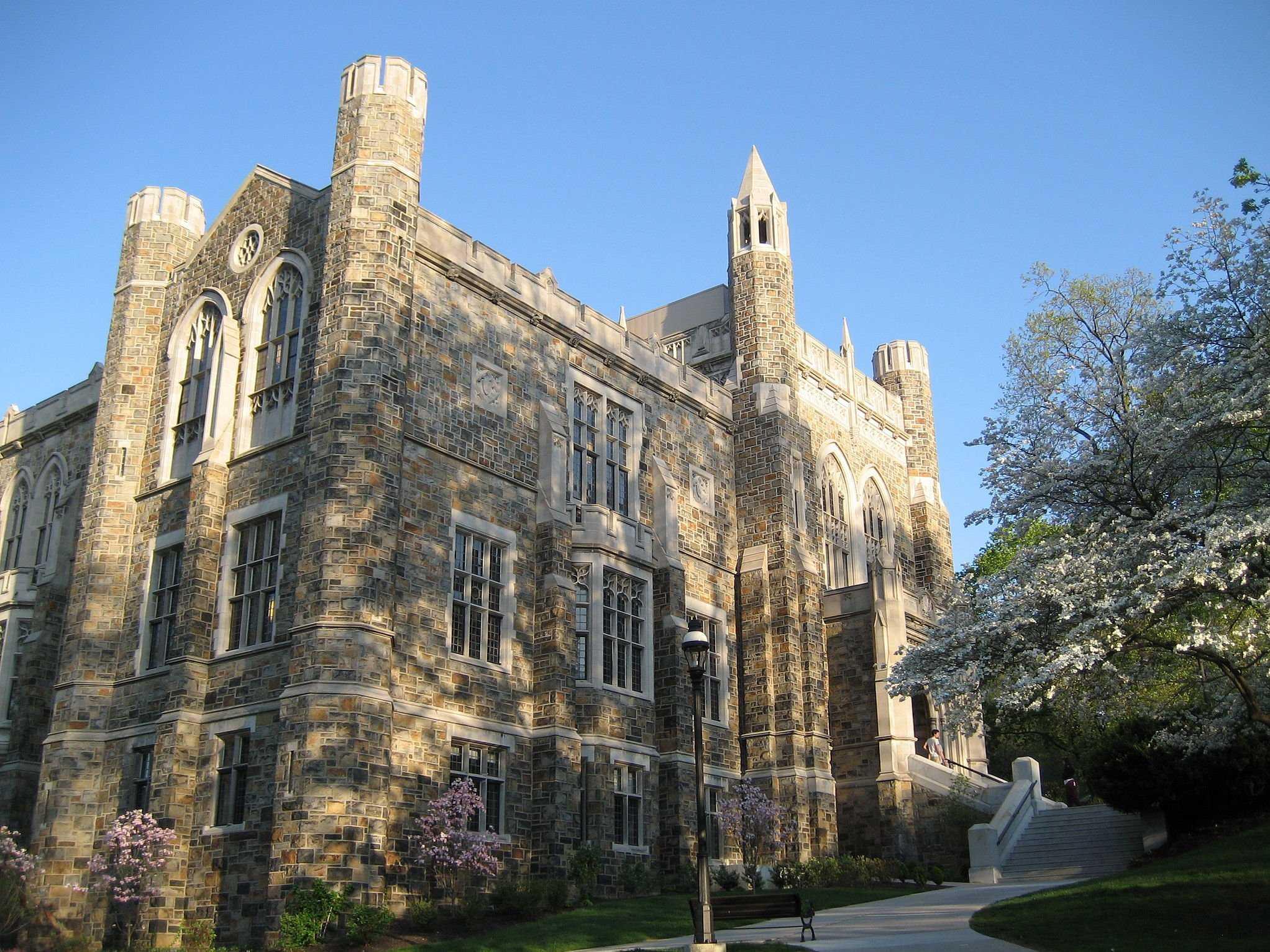 45 (TIE). Lehigh University