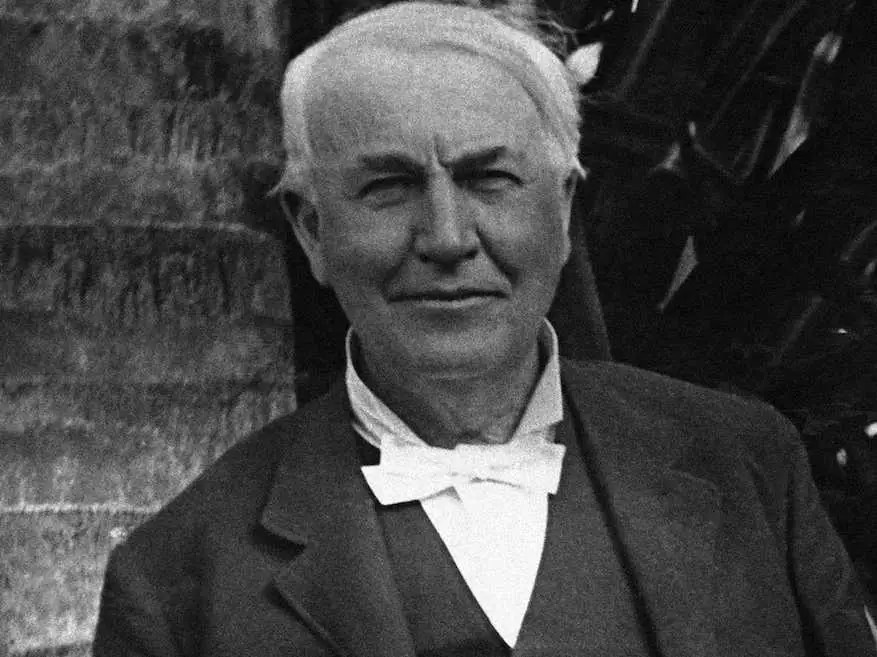 "Thomas Edison's teachers told him he was ""too stupid to learn anything."""