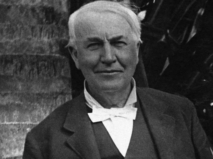 """Thomas Edison's teachers told him he was """"too stupid to learn anything."""""""