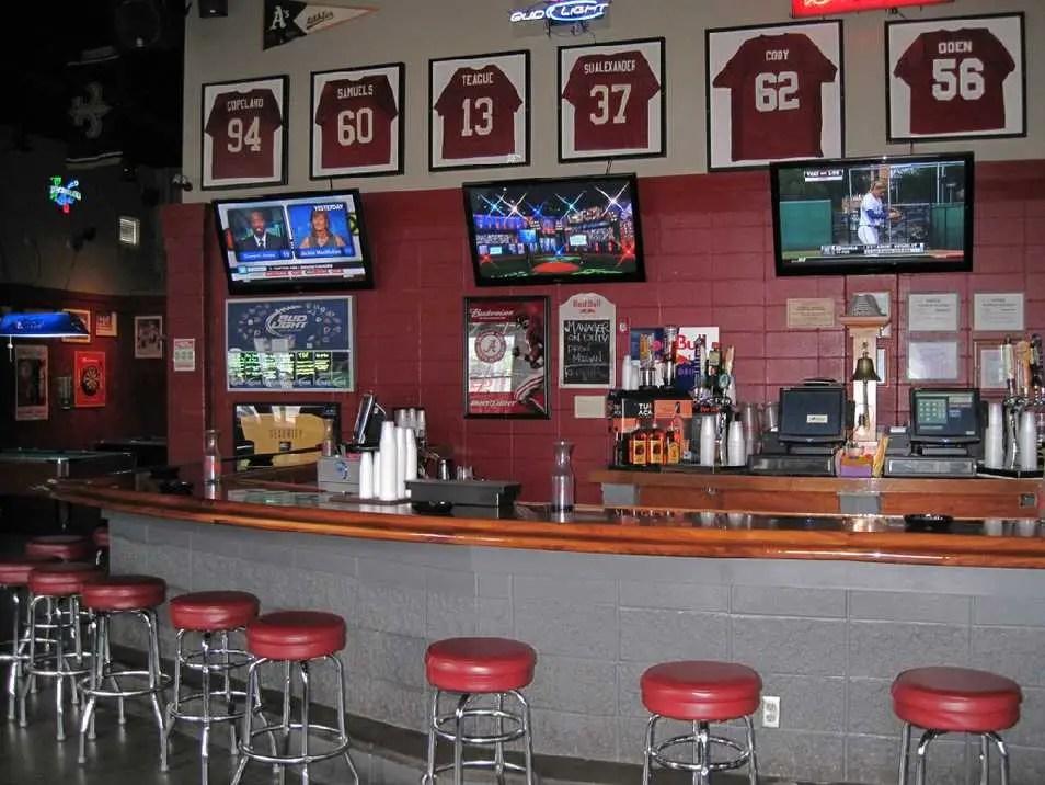 Houndstooth Sports Bar –Tuscaloosa, AL