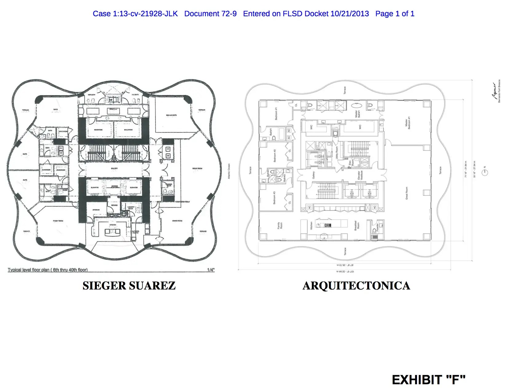 Architectural Plagiarism