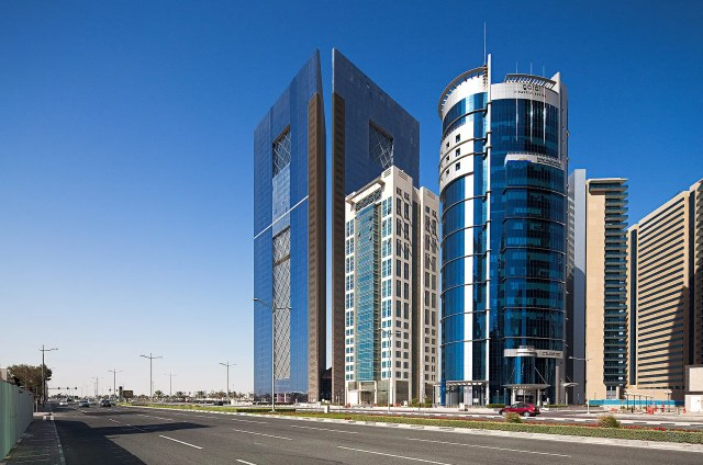The Qatar Financial Centre was built in 2005 to develop Qatar's financial services industry. The country believes that it can become a financial services leader for Gulf states thanks to its relative stability and large base of capital.