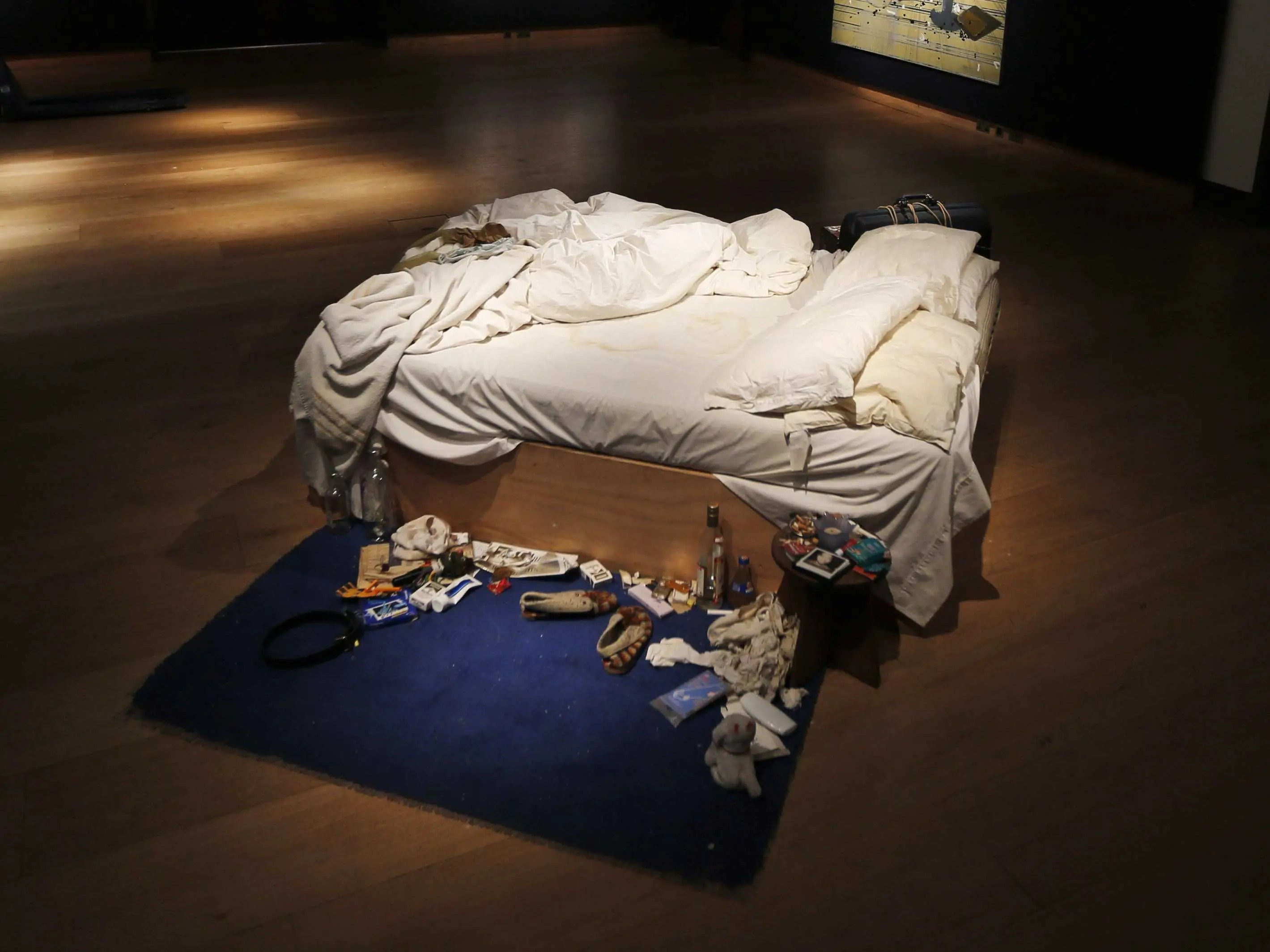 Tracey Emin Sold Messy Bed For 44 Million  Business Insider