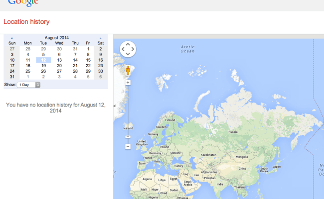 Use This Trick To See A Map Of Everywhere Google Knows You