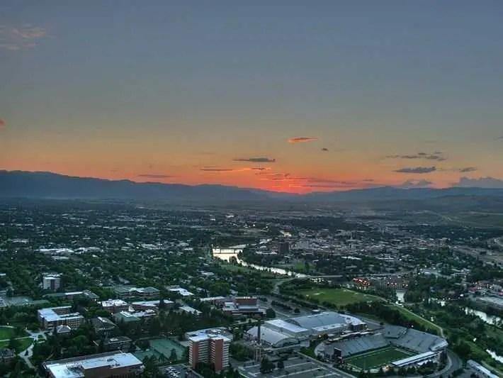 8. Missoula, Montana